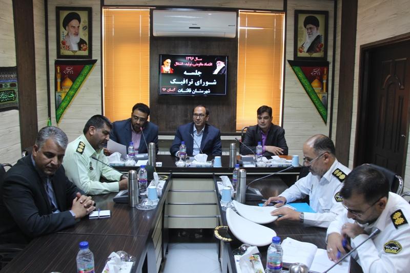 di-5CWI درجلسه فوق العاده شورای ترافیک مطرح شد: هماهنگی ادارات برای تسریع در ساخت میدان شهید کاوه