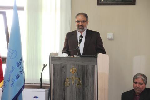 di-7MEM معرفی رئیس جدید دادگستری قاین: علیاکبر رضایی، رئیس دادگستری قاینات شد