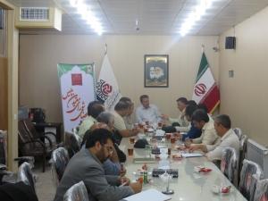 di-8M49 بیست و دومین اجلاس رؤسای اتحادیههای تحت پوشش اتاق اصناف شهرستان قاینات
