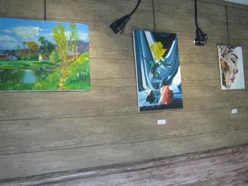 di-A2KI افتتاح نمایشگاه نقاشی بهرنگ دل
