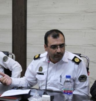 di-BJDY در شورای ترافیک شهرستان قاینات تأکید شد: برگزاری منظم جلسات و اجرای مصوبات/ تسریع در تکمیل میدان شهید کاوه