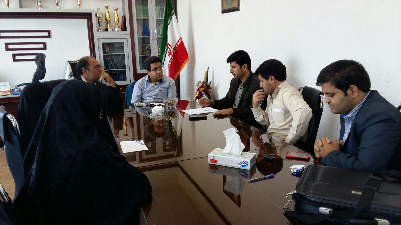 di-M4WH برگزاری جلسه شورای راهبردی مدارس سما