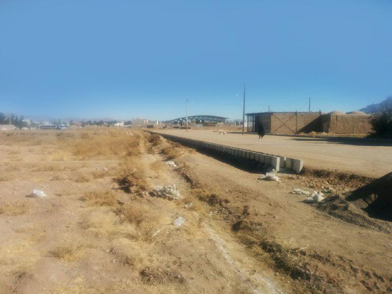 di-NHRV نگاهی به عملیات عمرانی شهری پیرامون شهر قدیم قاین، آیا کاوشها در شهر قدیم قاین به پایان رسیده است؟