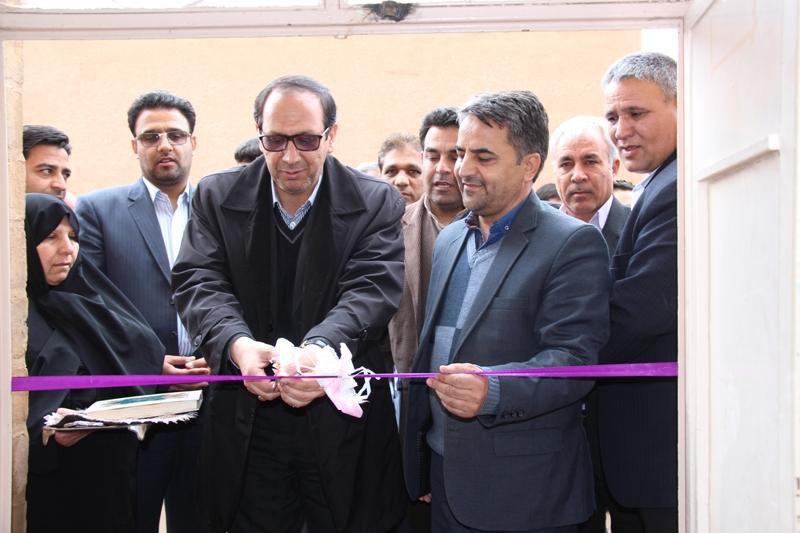 افتتاح چند طرح در  حوزه صنایع دستی
