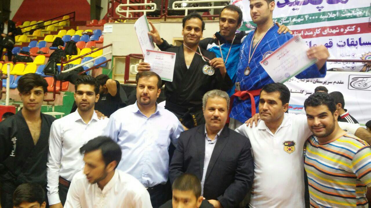 di-OT54 در گفتگو با سید علی ترحمی مربی تیم هاپکیدو قاینات بررسی شد  نگاهی به افتخارآفرینی  قهرمانی تیم هاپکیدو قاینات در مسابقات کشوری