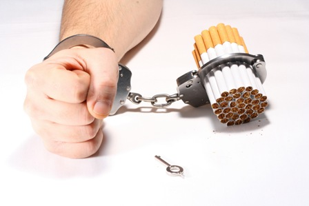 di-OTVO اعتیاد بهکشیدن سیگار