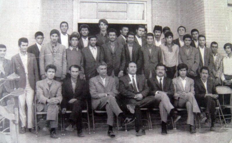 di-PP1X اولین دبیرستان قاین