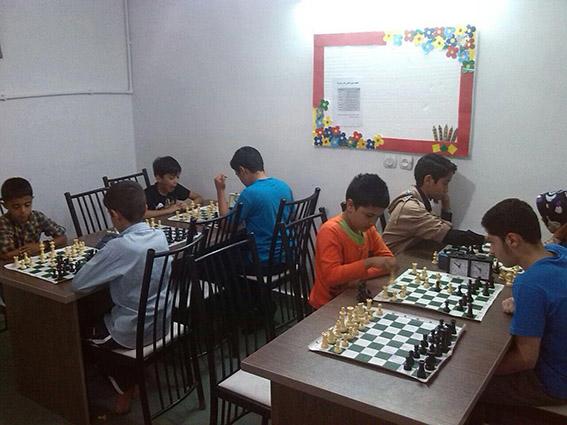di-SC3T برگزاری مسابقات شطرنج به مناسبت هفته تربیتبدنی