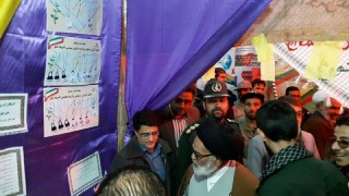 dm-ER7W حضور فعالانه  پژوهشسرای دانشآموزی قاین  در نمایشگاه هفته بسیج