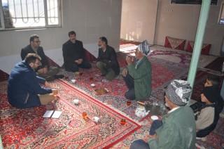 dm-RIXR دهگردشی بخشدار مرکزی به روستاهای مهیار، جبار و کلی