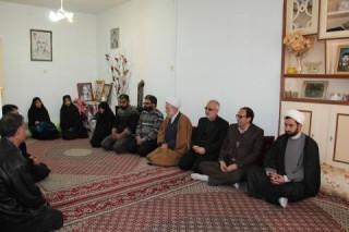 dm-UQTT دیدار مسئولان قاینات با خانواده شهدای انقلاب اسلامی